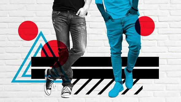 Jeans-Trends 2021: Das trägt Mann!