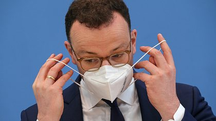 Jens Spahn - Foto: Getty Images / Sean Gallup