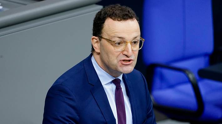 Jens Spahn - Foto: imago images / Political-Moments
