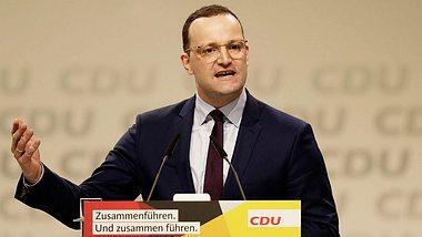Jens Spahn will Impfgegner sanktionieren. - Foto: Getty Images/Carsten Koall
