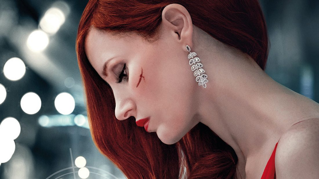 Jessica Chastain in Code Ava – Trained to Kill