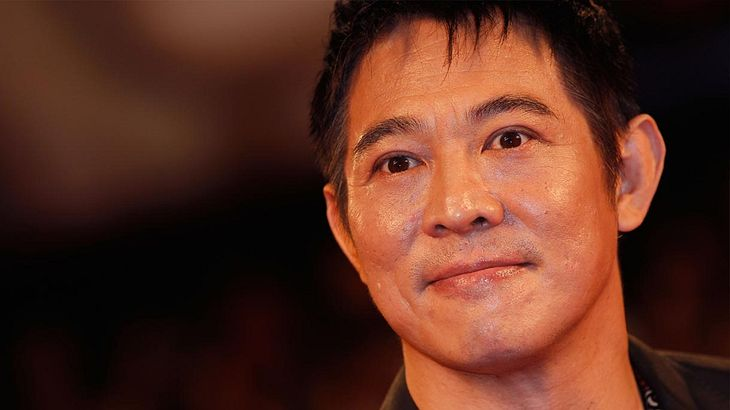 Erschreckende Bilder von Jet Li aufgetaucht