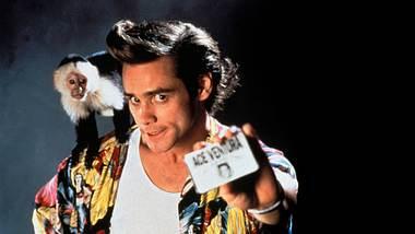Jim Carrey als Ace Ventura - Foto: IMAGO / Prod.DB