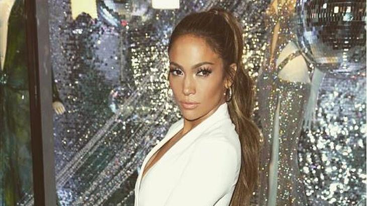 Jennifer Lopez postet auf Instagram sexy Fotos