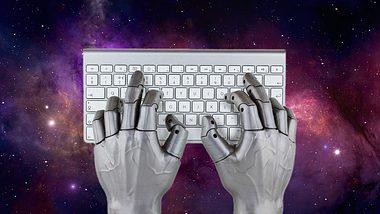 Wird ein Roboter in der Zukunft deinen Job übernehmen? - Foto: iStock/ alexaldo / Volumetric - Montage: Männersache