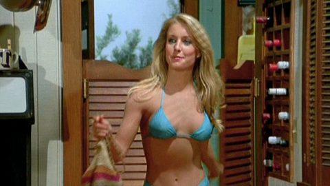 Heather Thomas alias Jody Banks in Ein Colt für alle Fälle. - Foto: 20th Century Fox/Glen A. Larson Production