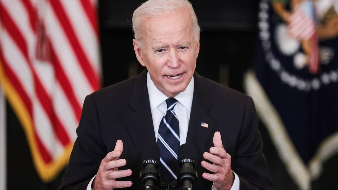 Joe Biden - Foto: IMAGO / MediaPunch
