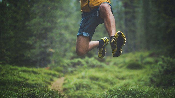 So wenig musst du pro Tag laufen, um länger zu leben