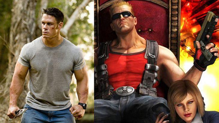 John Cena soll Duke Nukem spielen