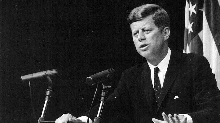 John F. Kennedy - Foto: Getty Images