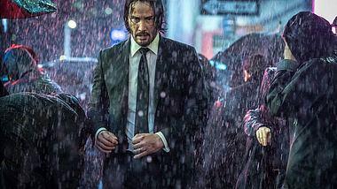 Keanu Reeves in John Wick 3 - Foto: Lionsgate