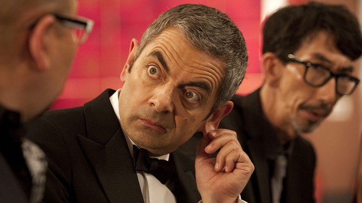 Rowan Atkinson als Johnny English