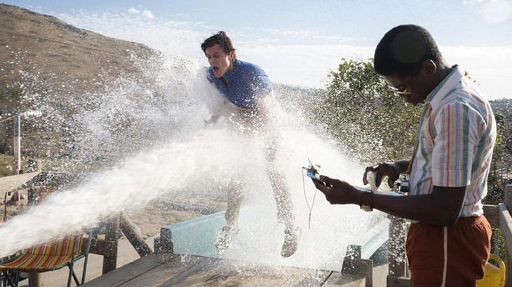 Johnny Knoxvilles neuer FIlm Action Point
