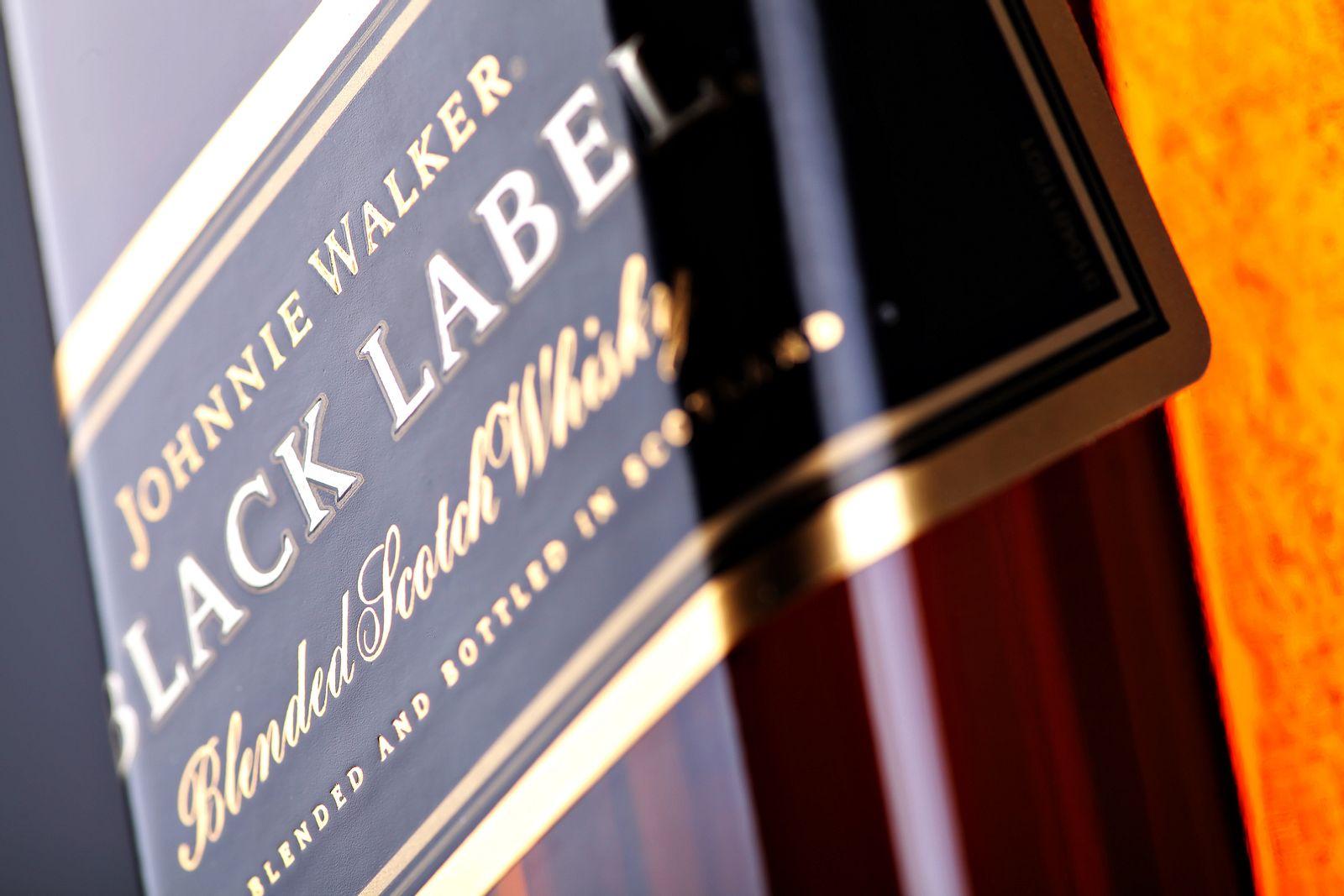 Johnnie Walker feiert 200-jähriges Jubiläum mit 4 exklusiven Sondereditionen