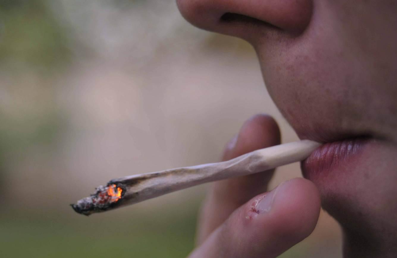 Joint-Raucher