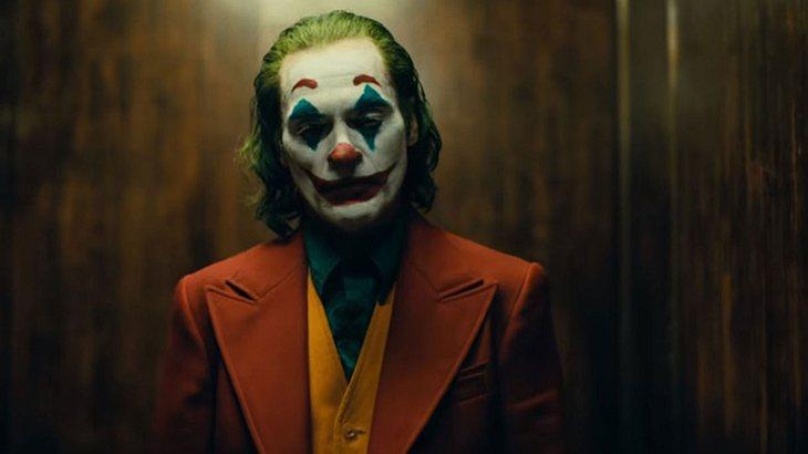 """Joaquin Phoenix in und als """"Joker"""""""