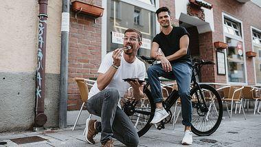 Unter 1000 Euro: Sushi-Bikes von Joko Winterscheidt & Co.