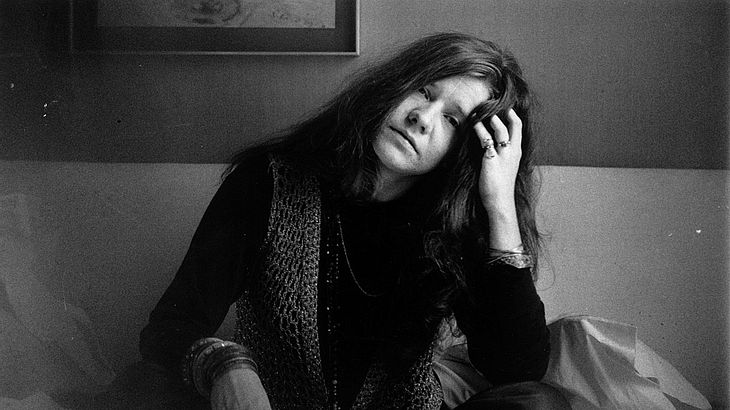 Janis Joplin starb 1970 in Los Angeles.