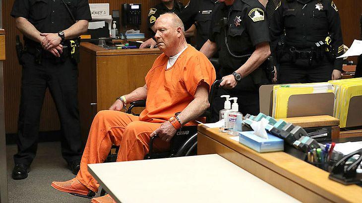 Joseph DeAngelo vor Gericht