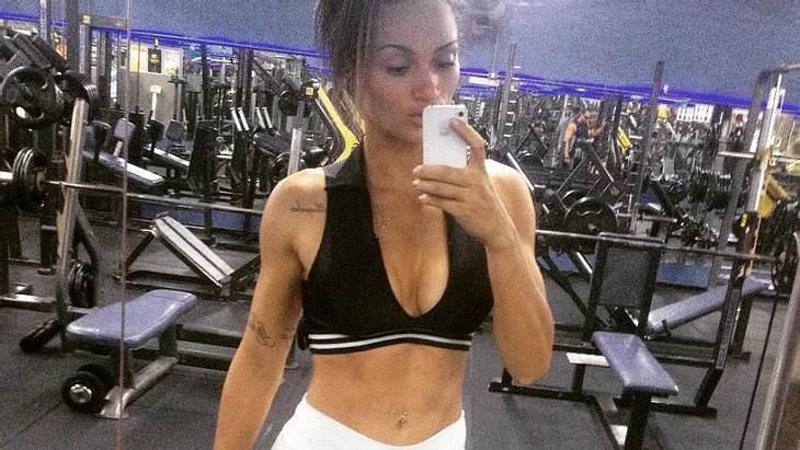 MMA-Kämpferin Joyce Vieira