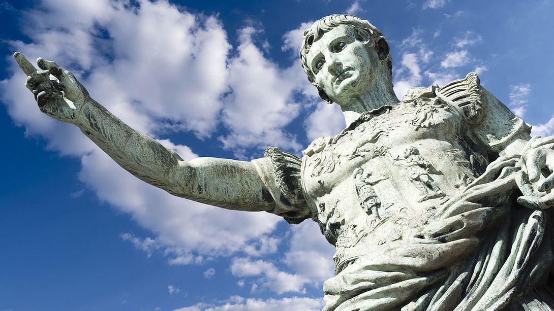 Statue von Julius Cäsar - Foto: iStock / AlxeyPnferov