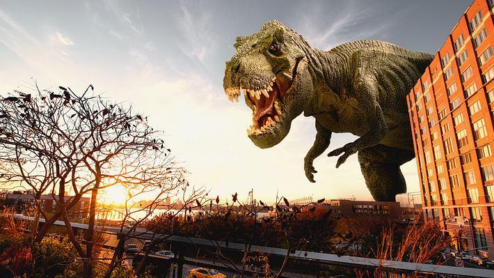 Russen planen echten Jurassic Park