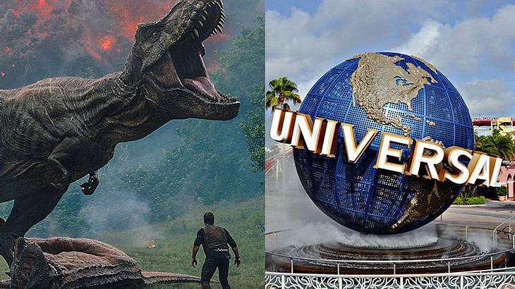 """Jurassic World"" im Universal Orlando"