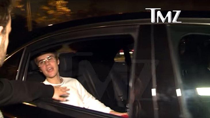 Justin Bieber hat einen Fan in Barcelona ins Gesicht geschlagen