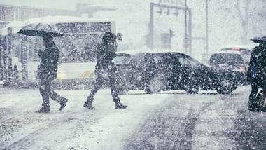 Kältewelle mit bis zu minus 20 Grad rollt auf Deutschland zu