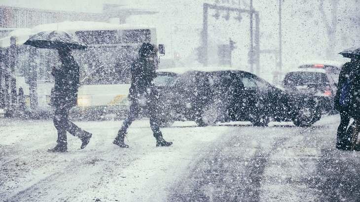 Polarpeitsche: Kältewelle mit bis zu minus 20 Grad rollt auf Deutschland zu