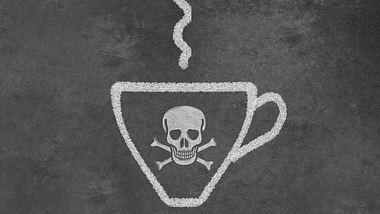Zwei Tassen von diesem Espresso können töten