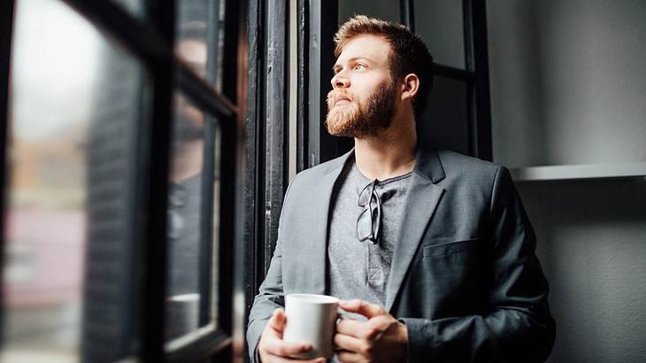 Studie belegt: Kaffee direkt am Morgen ist keine gute Idee