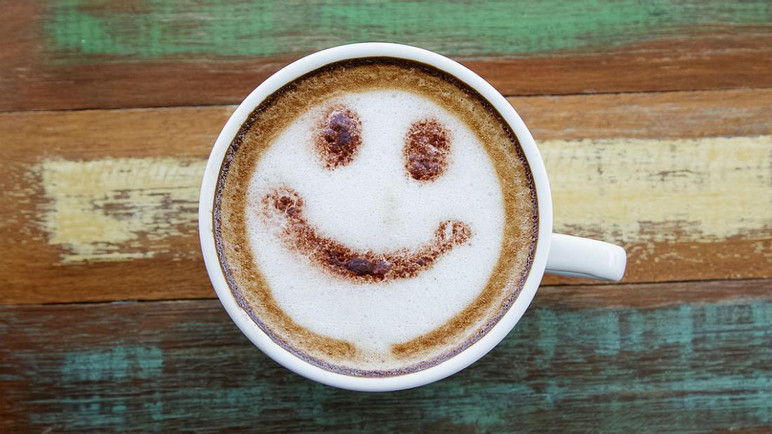 Studie belegt: Kaffeetrinker leben besser