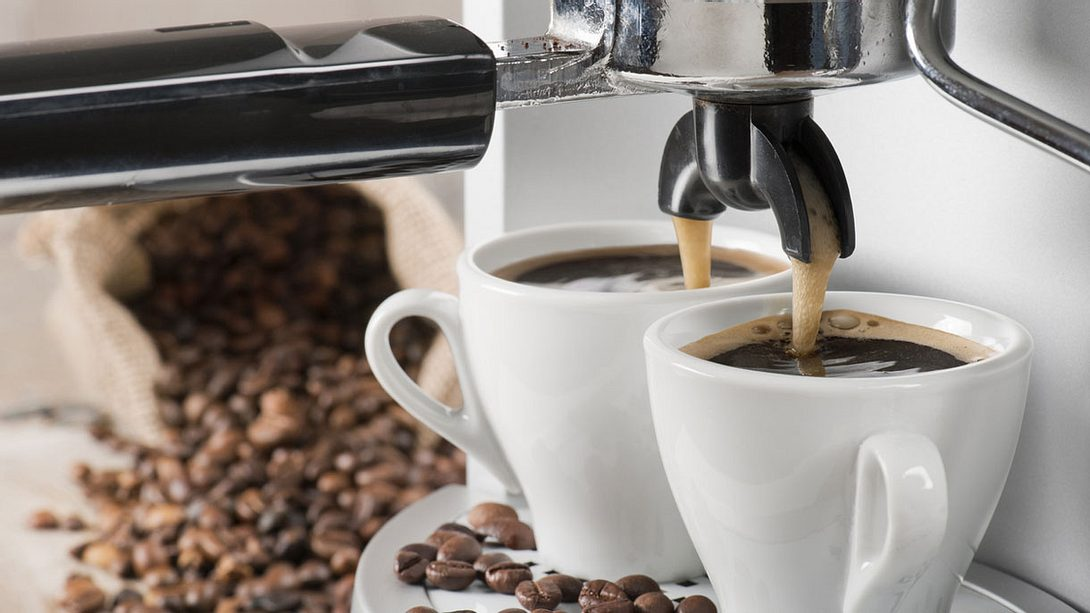 Kaffeemaschine entkalken: Diese Hausmittel wirken immer