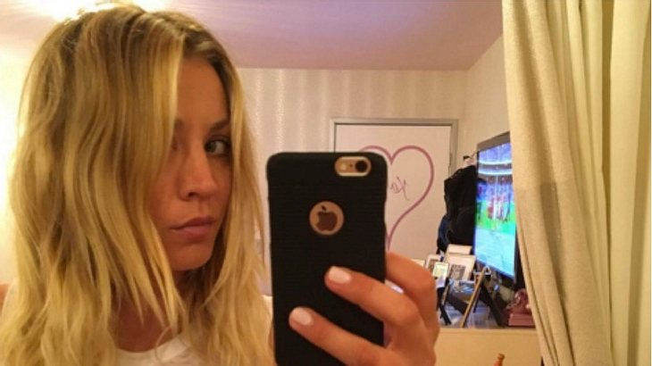 "Kaley Cuoco: ""Big Bang Theory""-Star zeigt, was sie hat"