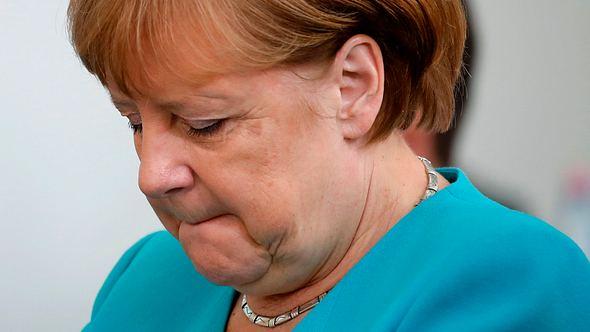 Angela Merkel - Foto: Getty Images/ ODD ANDERSEN