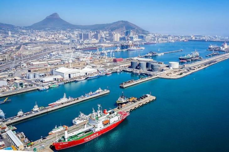 Ein Bild von Kapstadt