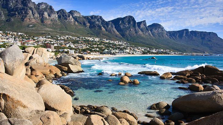 Hai-Alarm an den Stränden Kapstadts