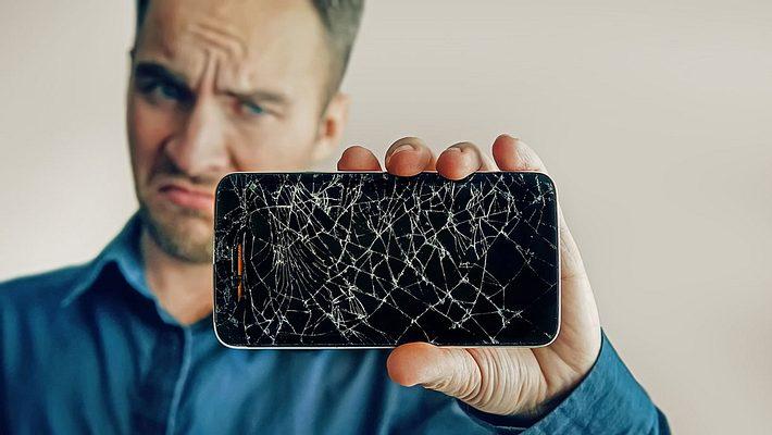 Diese 10 Smartphones gehen am häufigsten kaputt