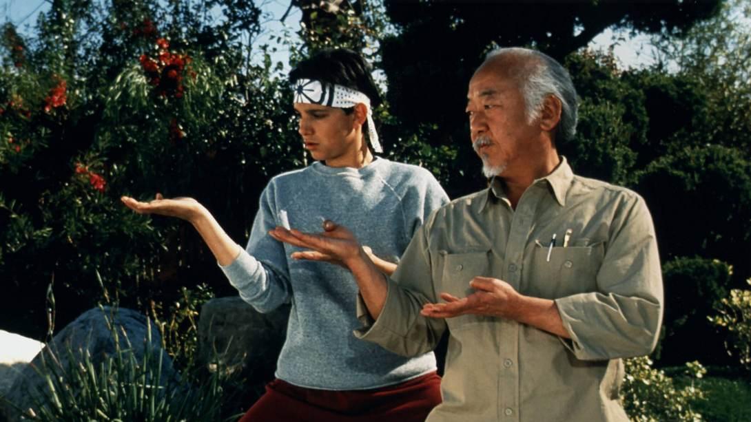 Szene aus Karate Kid - Foto: imago images / United Archives