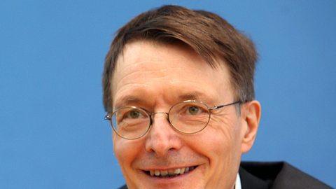 Karl Lauterbach - Foto: Getty Images /  Mika Schmidt