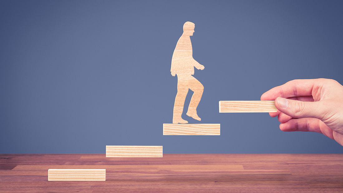 Aufstieg im Job: So pusht du deine Karriere