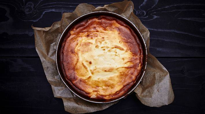 Käsekuchen vom Grill: So leicht gehts