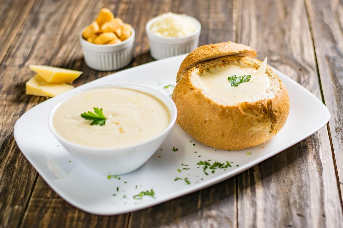 Käsesuppe-Rezept: So einfach geht's