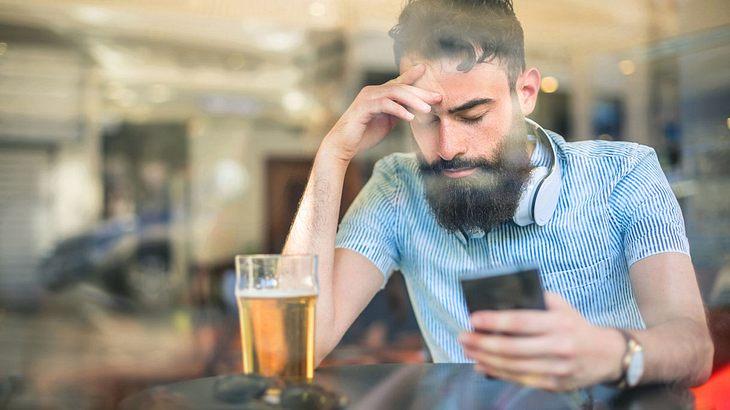 Hausmittel gegen Kater - ein Konter-Bier hilft wenig (Symbolfoto).