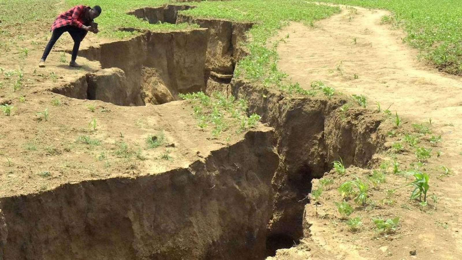 Geologen bestätigen schreckliche Vermutung: Afrika bricht auseinander