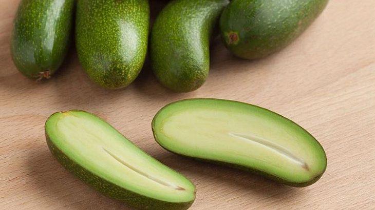 Kernlose Avocado