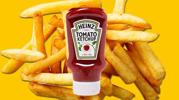 ketchup heinz name bedeutung