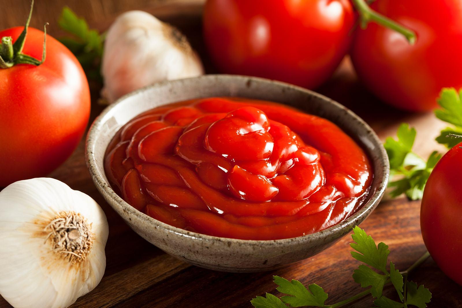 Ketchup selber machen: Alle Zutaten und das beste Rezept