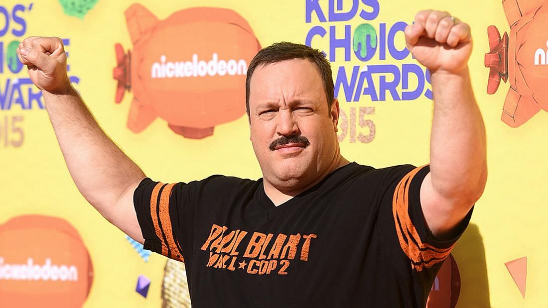 Kevin James bei den Kids Choice Awards